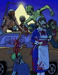 Technicolor Zombies!