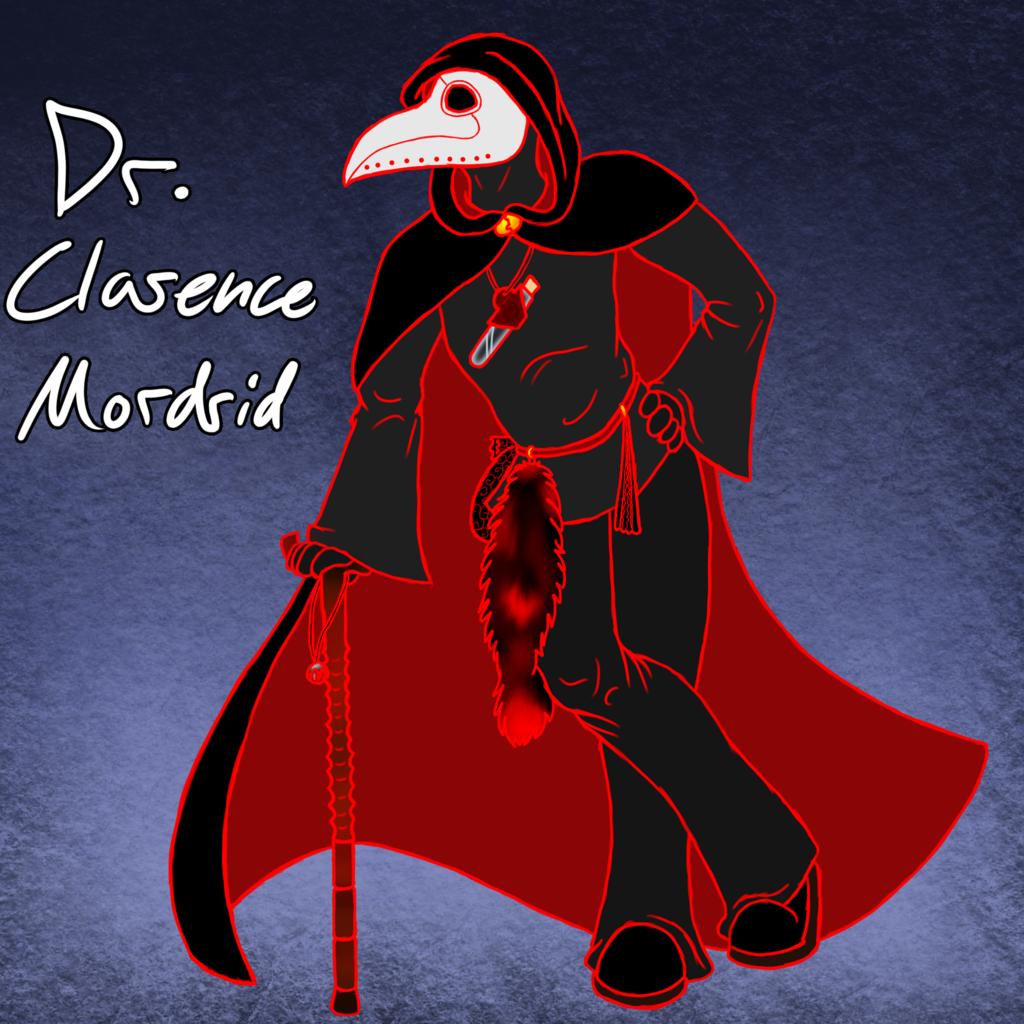 Dr Clarence Mordrid
