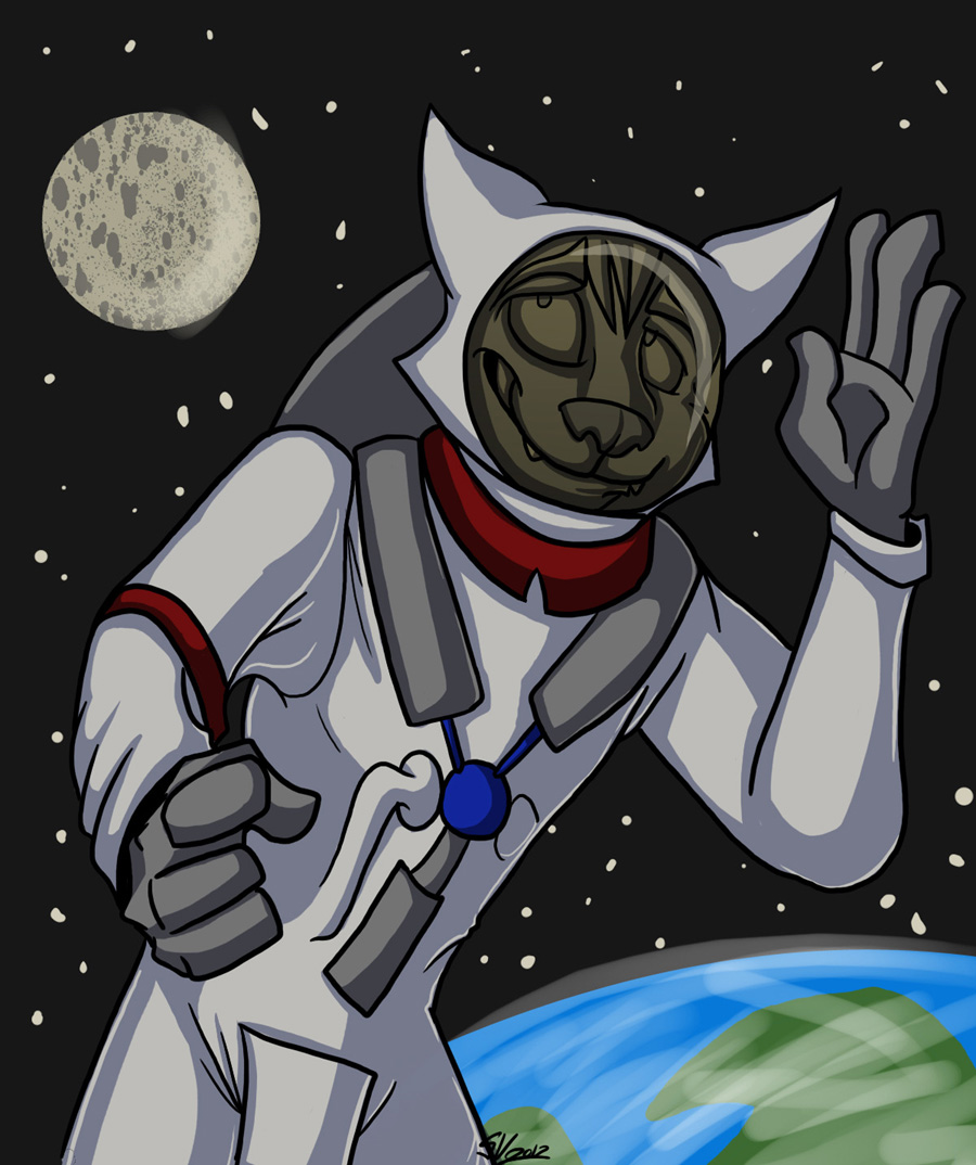 Most recent image: Space coon done by fatalsyndrome