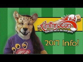 [VIDEO] Shetani's Anthrocon 2017 Info!