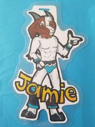 Jamie Badge by Infierna