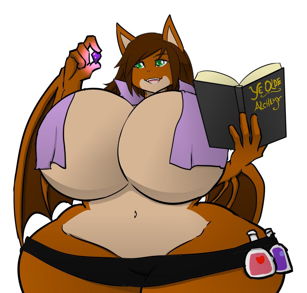 Beasts & Breasts - Nina the Alchemist