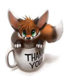 A Mug of Fluff