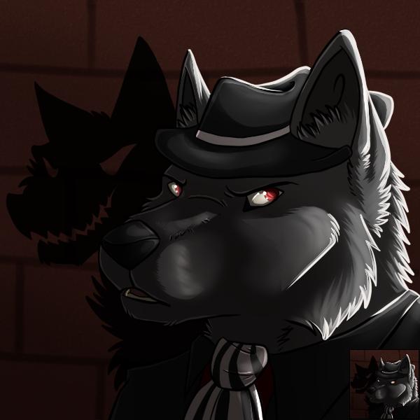 Literarywolf icon