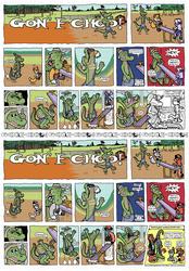 Gon' E-Choo! Strip 21  (www.gonechoo.com)