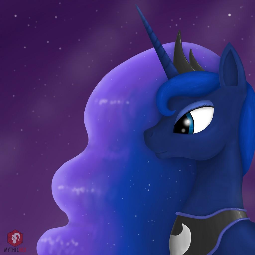 Most recent image: Luna: Umbral Monarch of Equestria