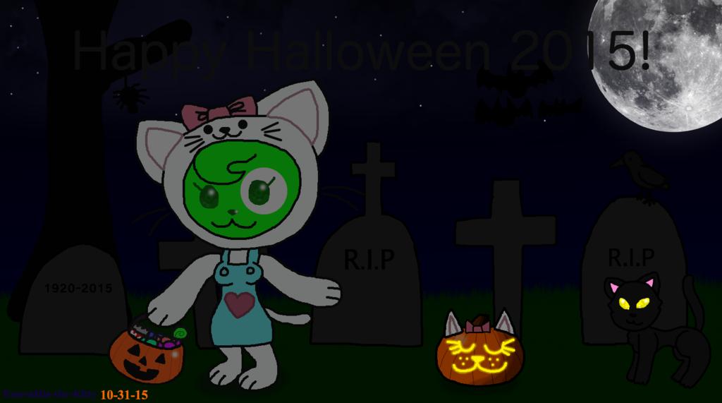Happy Halloween 2015!
