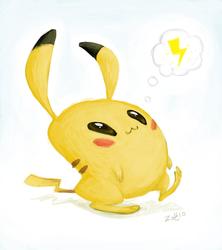 Big Ol' Pikachu