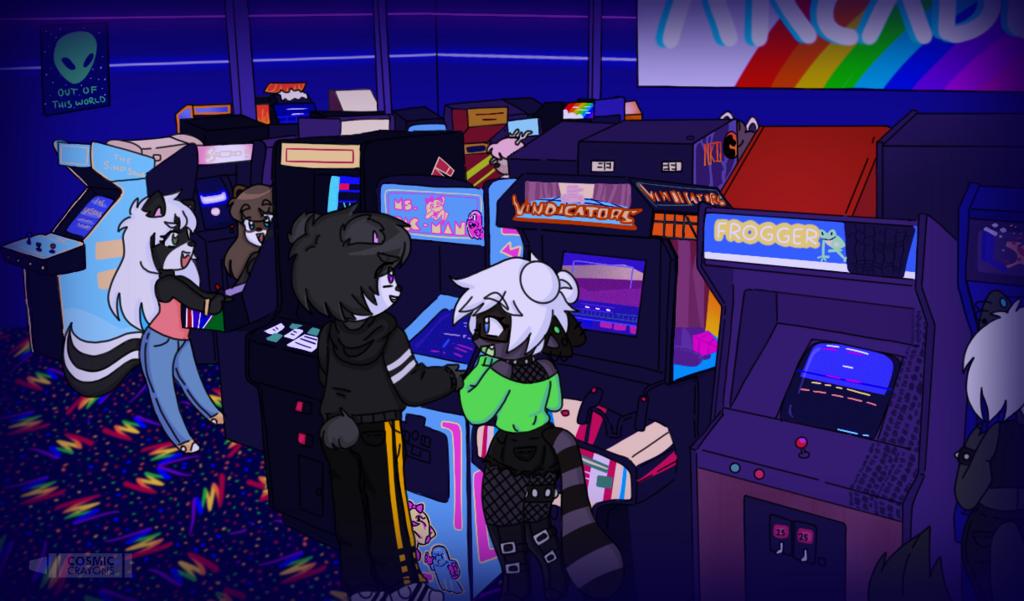 Arcade Date