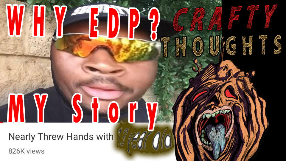 Most recent image: My Own Story Related to EDP445 And Predator Poache