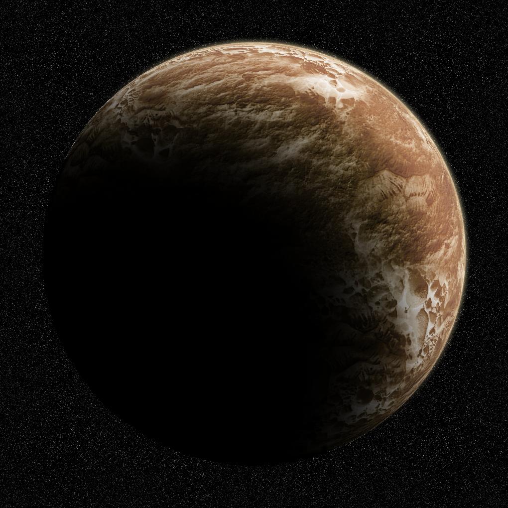 Barren Planet Weasyl