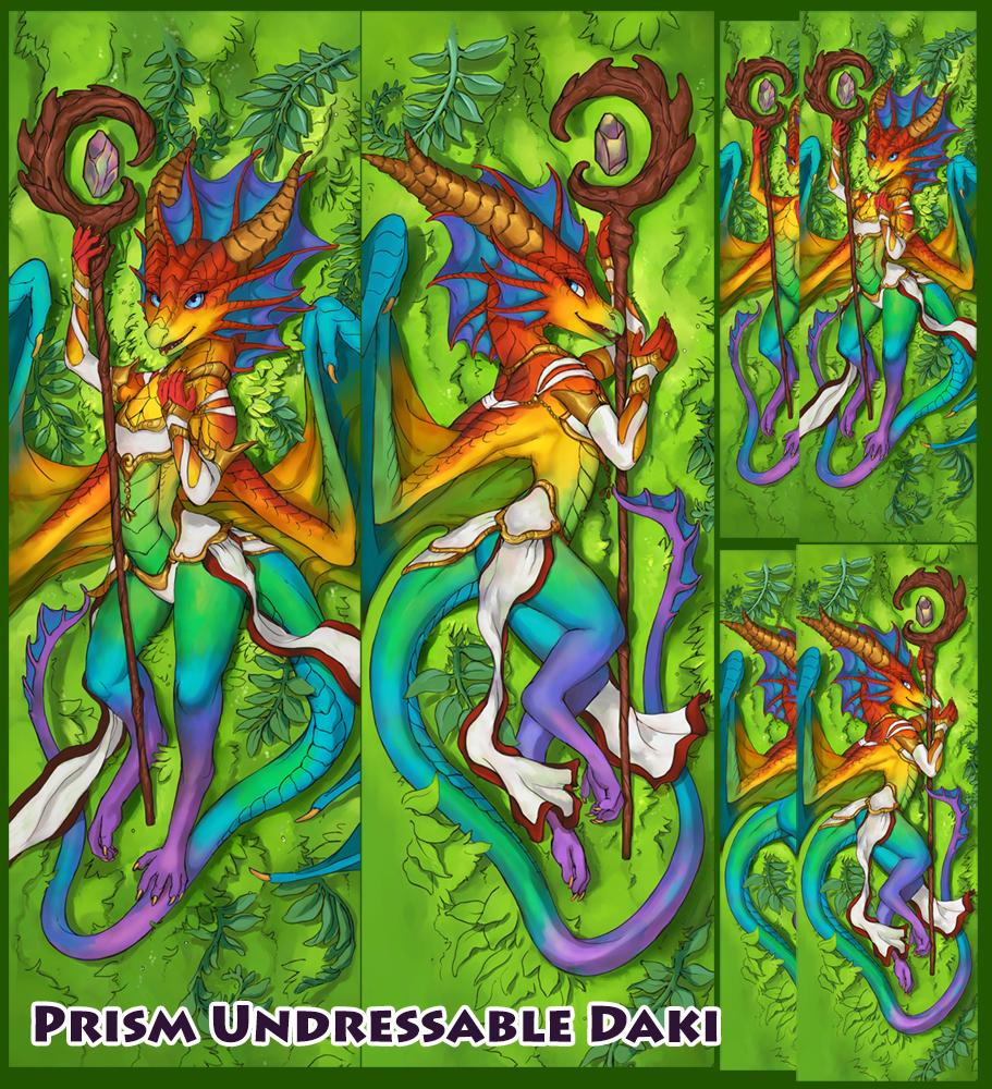 Most recent image: Prism Dakimakura