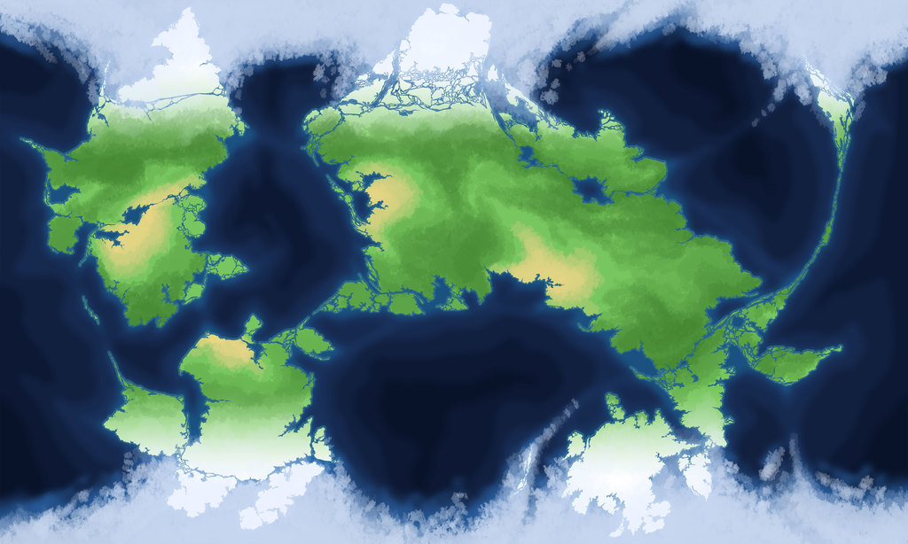 Most recent image: World Map WIP2