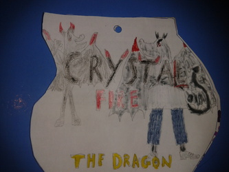 Crystal Fire badge