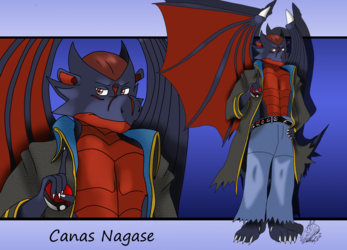 Canas Nagase Accepts your Challenge