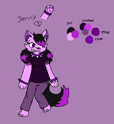 Jenny ref sheet