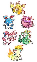 Pokemon Day Favorites