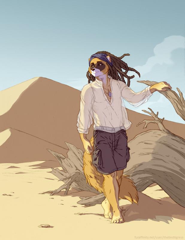 Featured image: Desert Walk