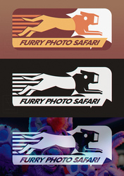 Furry Photo Safari logo