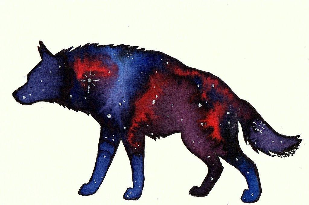 Galazy Hyena