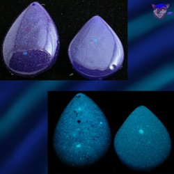 Semi-Custom: Purple and Blue