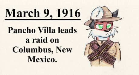 This Day in History: March 9, 1916