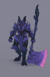 haunted forest guardian