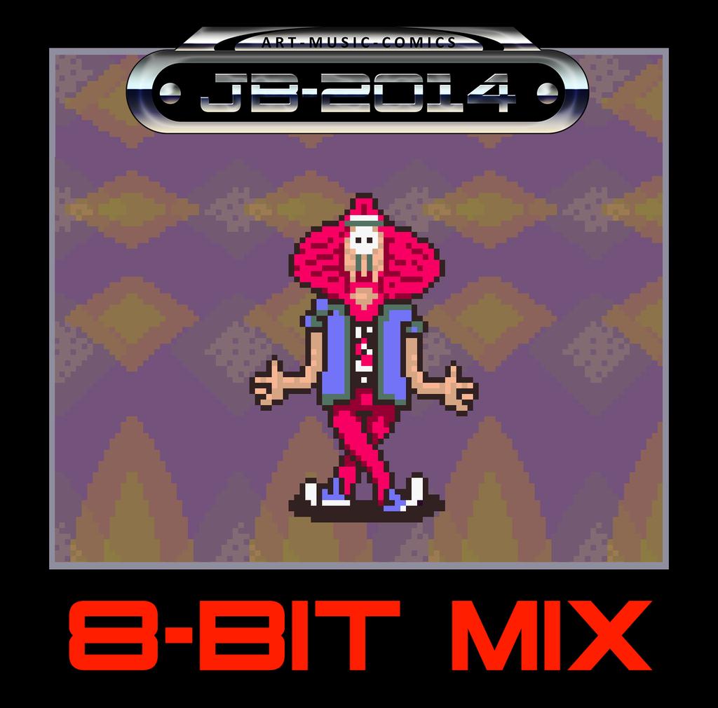 New Age Retro Hippy 8BitMix