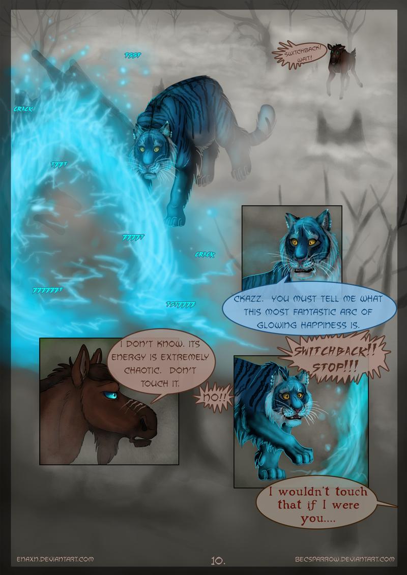 The Last Aysse: Page 10