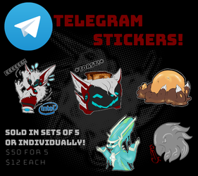 Comm Pricelist - Telegram Stickers