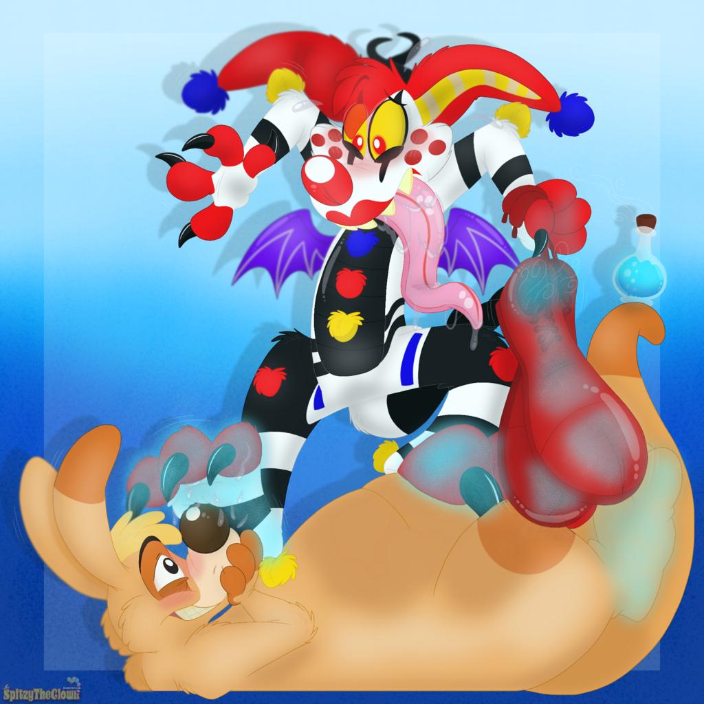 Clown Shoe Magic (Part: 1)
