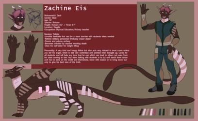 REF: Zachine Eis
