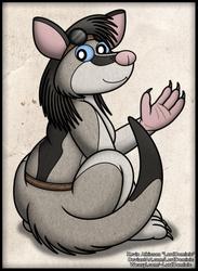 Another Random Marsupial