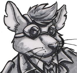 Sturgis - Victorian Cameo Badge