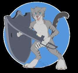 Commission - Monster Hunter Vergial