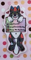 Social Media Badge