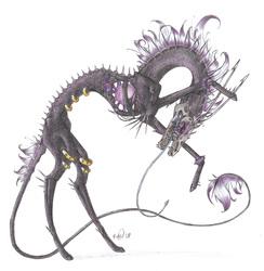 Dragon of death-Takai