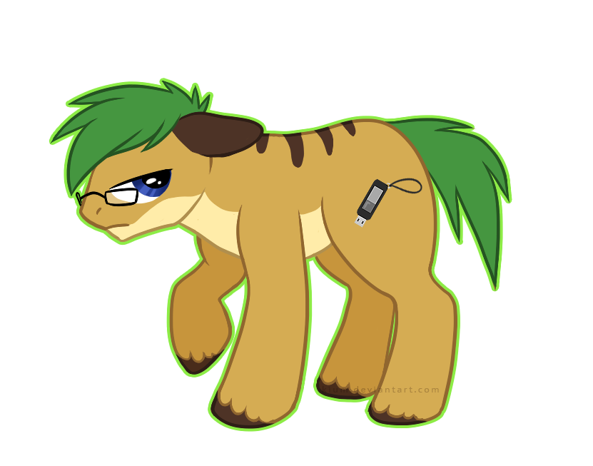 I've been ponified [by Kium]