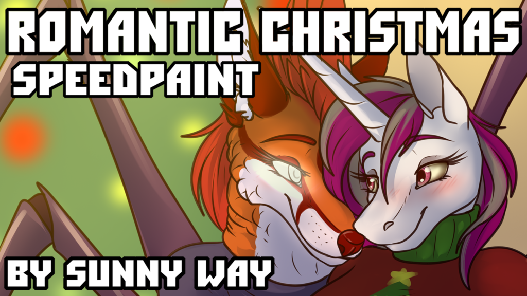 Romantic Christmas - Speedpaint