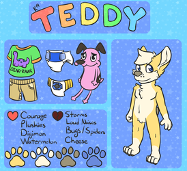 Teddy - 2019 Reference