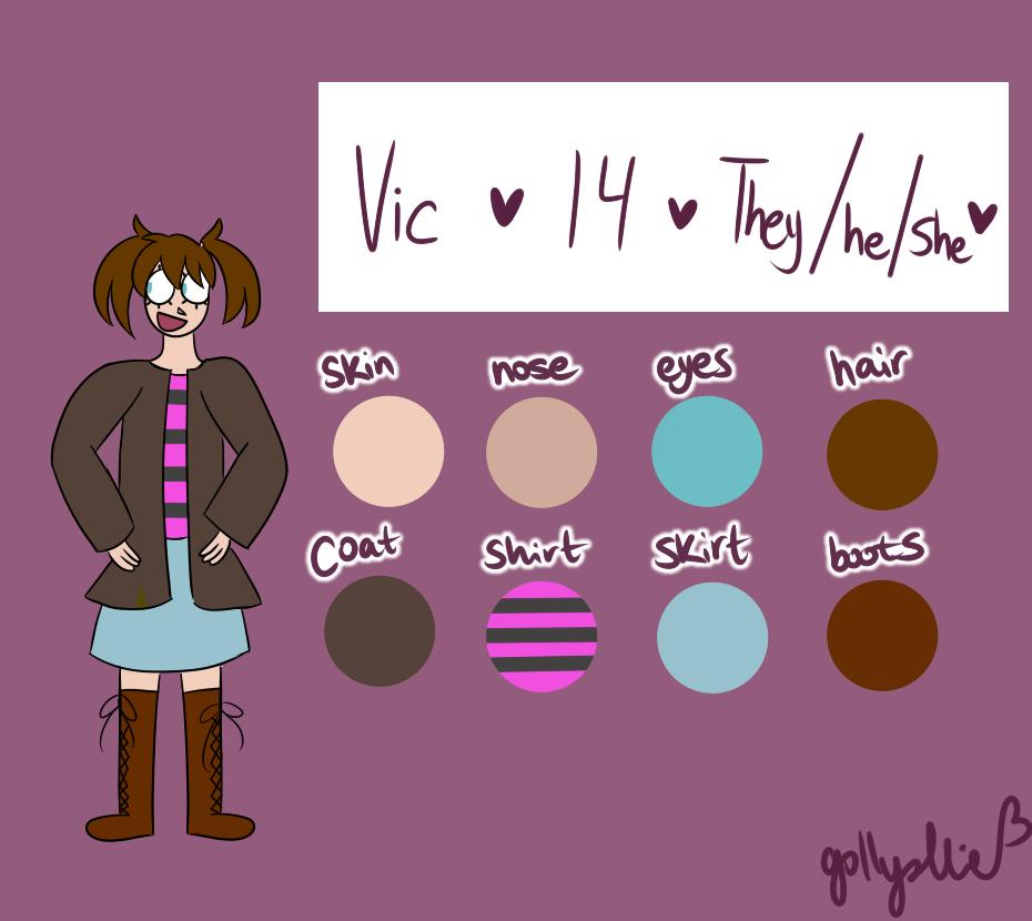 [OC Ref] Vic