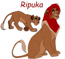 Ripuka Lion