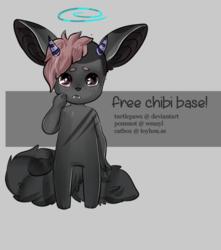 Free Chibi Base!