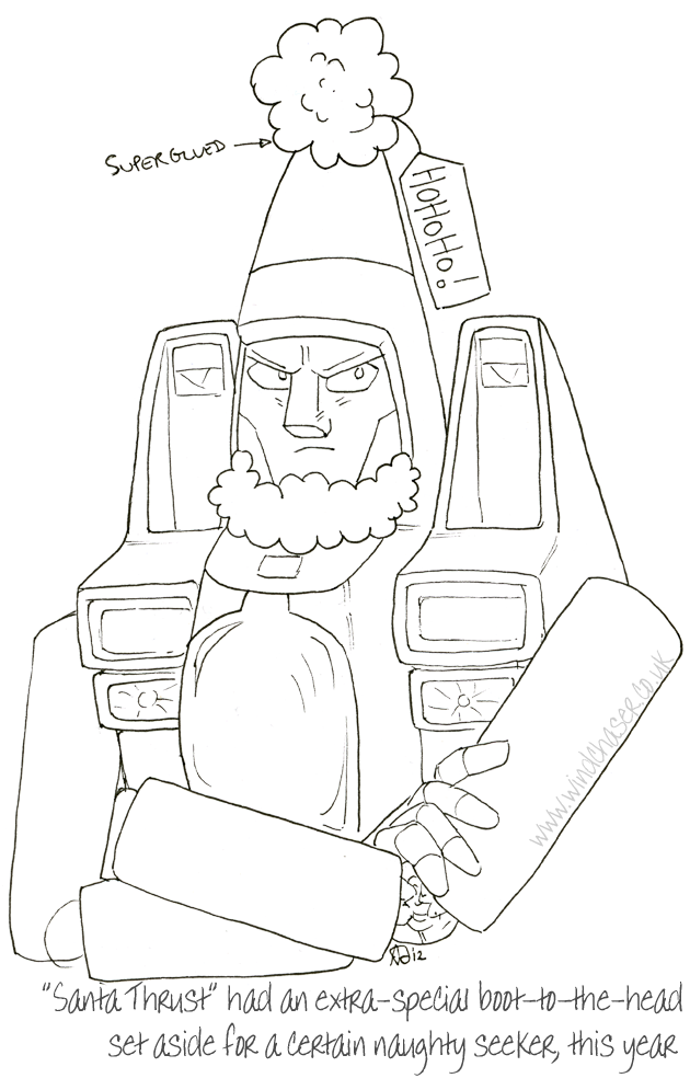 Santa Thrust?