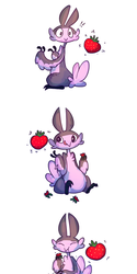 suddenly strawberries