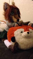 Cute plushie doll!