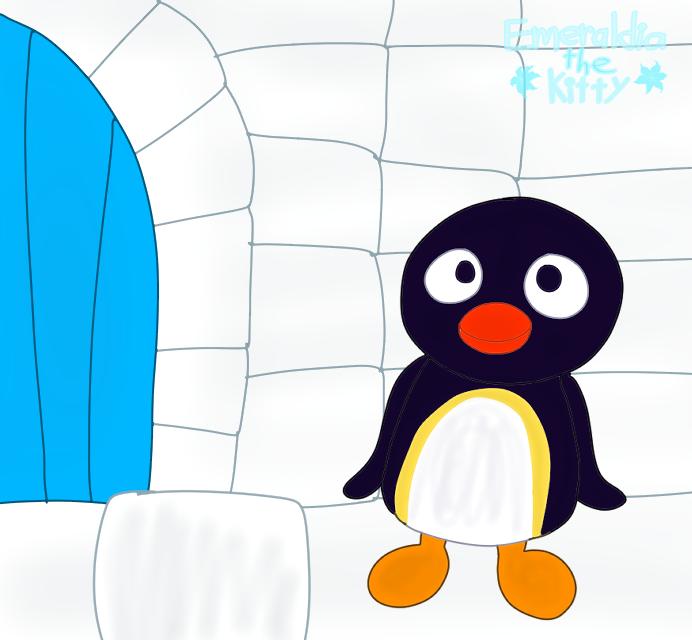 Super Deformed Pingu