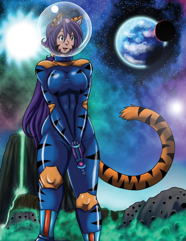 Nekocon 2012 - Kate in Space
