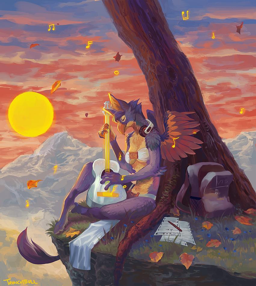 Sunset Muse