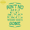Ain't No Sunshine (Bill Withers Cover)